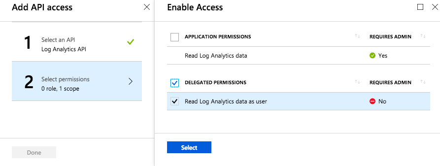 Add API Access
