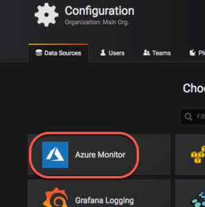 Add Azure Monitor